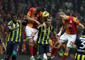 Galatasaray Fenerbahce 16 aralik 2012
