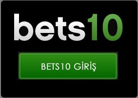 Bets10 100TL İlk Üyelik Bonusu