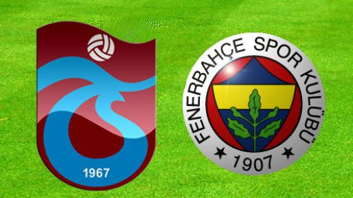 Trabzonspor - Fenerbahce Maci Bahis oranlari