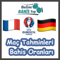 Almanya - Fransa