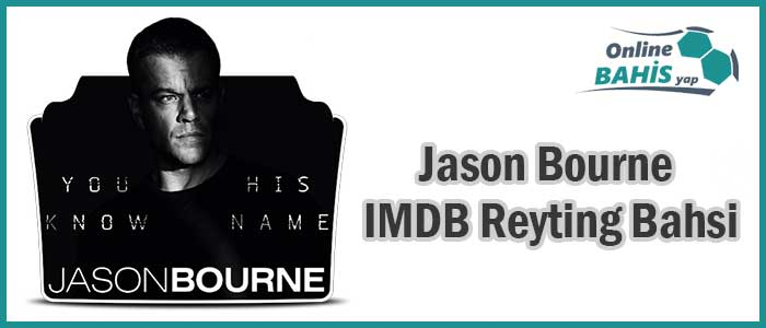 Jason Bourne bahis