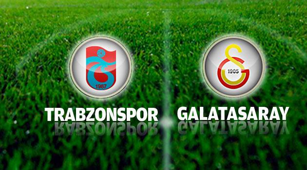 Trabzonspor Galatasaray Maçı Ne Zaman? Hangi Kanalda? Saat Kaçta?