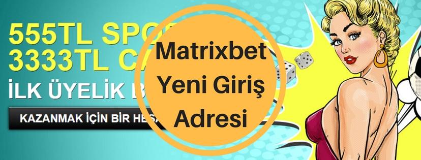 matrixbet yeni giriş adresi
