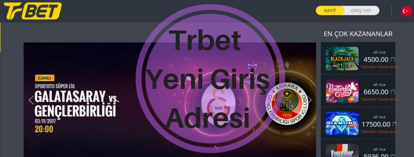 Trbet Yeni Giriş Adresi Trbet56.com Oldu!