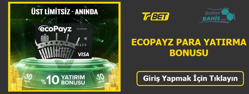 Trbet Ecopayz Para Yatırma Bonusu