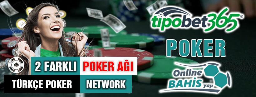 Tipobet365 Poker Lobi ve Casino Oyunları