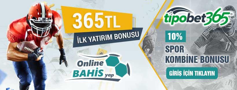 Tipobet365 Spor Kombine Bonusu Nasıl Alınır?
