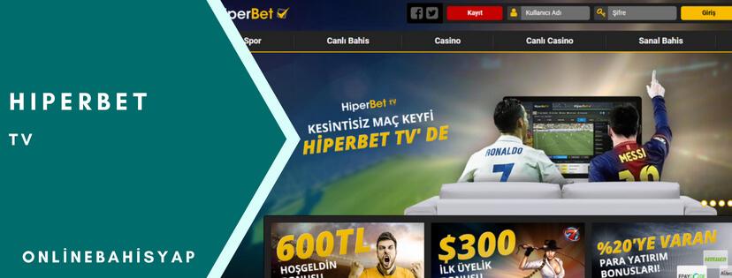 Hiperbet TV İle Bahislerini Canlı Takip Et